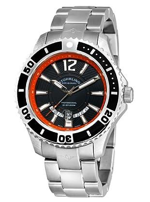 STÜRLING ORIGINAL 161B4.331157 - Reloj de Caballero movimiento de cuarzo con brazalete metálico