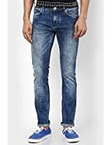 Blue Skinny Fit Jeans French Connection