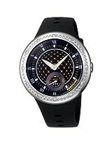 Appetime Remix Black Dial Black Polyurethane Unisex Watch - Appsvd780002