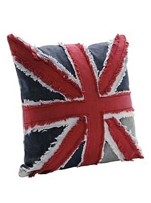 Kare Cojín Union Jack