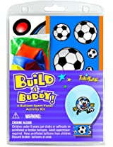 Pioneer National Latex Build-A-Buddy Sport Faces, Assorted