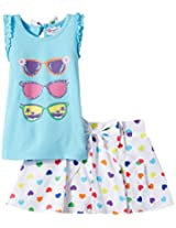 Peppermint Baby Girls' Clothing Set