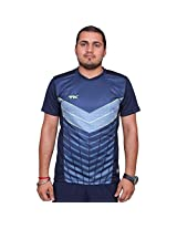 TK SPORTS EAGLE TEE TRAINING SHIRT MENS HALF SLEEVE NAVY BLUE (913665) (XTRA LARGE)