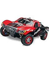 Traxxas 59076-1 Slayer Pro 4X4: 4WD Nitro-Powered Short Course Truck, Ready-To-Race (1/10-Scale), Colors May Vary