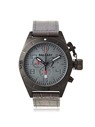 Ballast Men's BL-3121-07 Amphion Grey Stainless Steel Watch