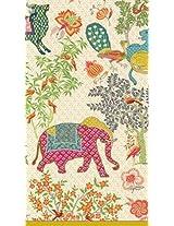 Caspari Entertaining 30-Pack Le Jardin De Mysore Guest Towels