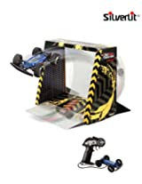 Silverlit 82359 R/C 3D Twisters Racz Extreme with Stunt Set, Multi Color