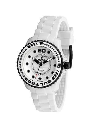 Bultaco BLPW36SCW1 - Reloj Unisex Blanco