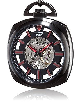 DETOMASO Uhr mit Handaufzug Ii schwarz