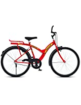 "Hercules Rocky 2.0 RF Bike, 24"" (New Ferrari Red)"