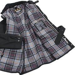 Internatinal Jacket SL MWX0498: Black