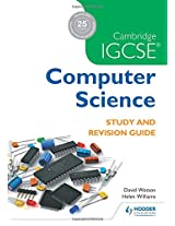 Cambridge IGCSE Computer Science Study and Revision Guide (Eurostars)