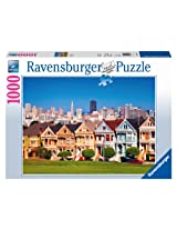 Ravensburger Painted Ladies, Multi Color (1000 Pieces)
