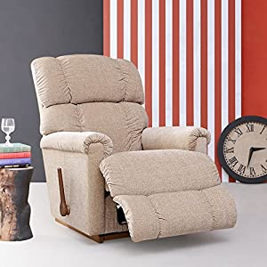 La-Z-Boy Recliner, Beige, Pinnacle
