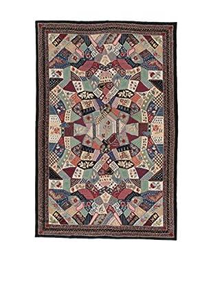 Sitap Teppich Chainstich Quilt