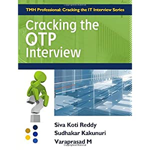 Cracking the QTP Interview