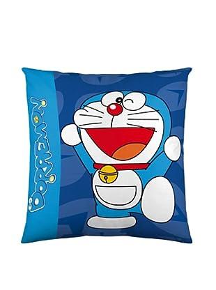 Euromoda Cojín Con Relleno Doraemon 2 (Azul)