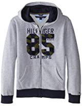 Tommy Hilfiger Boys' Camo Chenille 85 Hoodie