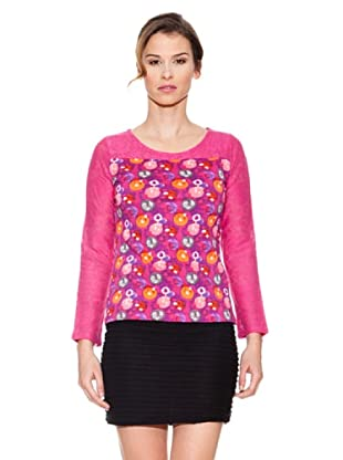 Mahal Camiseta Círculos (Rosa)