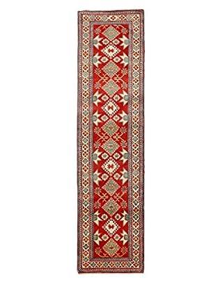Darya Rugs Kazak Oriental Rug, Red, 2' 8