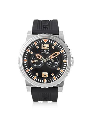 Invicta Men's 13642 Specialty Black Polyurethane Watch