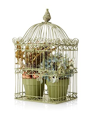 Faux Garden Mix Conservatory, Green/Multi
