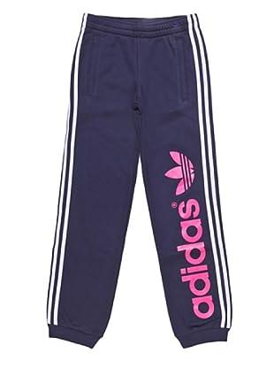 adidas Pantalón Fun (Azul)