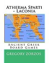 Atherma Sparti - Laconia: Ancient Greek Board Games