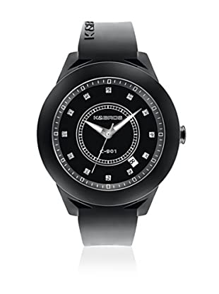 K&Bros  Reloj 9165 (Negro / Negro)