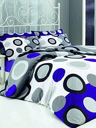 Colors Couture Bettdecke und Kissenbezug Deborah