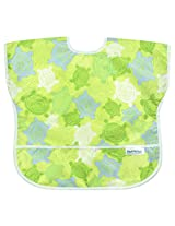 Bumkins Waterproof Junior Bib, Turtle (1-3 Years)
