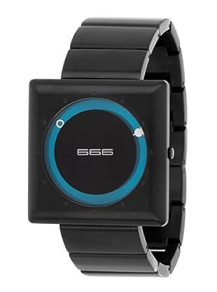 666 Barcelona  Reloj Megabyte Blue