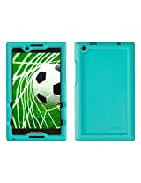 Bobj for Lenovo Tab 2 A8-50, A8-50F- BobjGear Protective Tablet Cover (Terrific Turquoise)