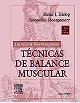 Daniels & Worthinghams Tecnicas De Balance Muscular