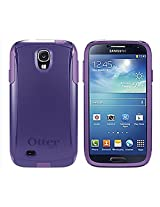 Otterbox Cell Phone Case for Galaxy S4 - Retail Packaging - Purple