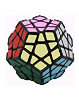 DaYan Megaminx with Ridges Black Dodecahedron Magic Cube
