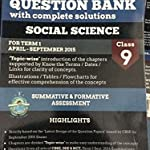 Oswal CBSE question bank term 1 class 9 social science