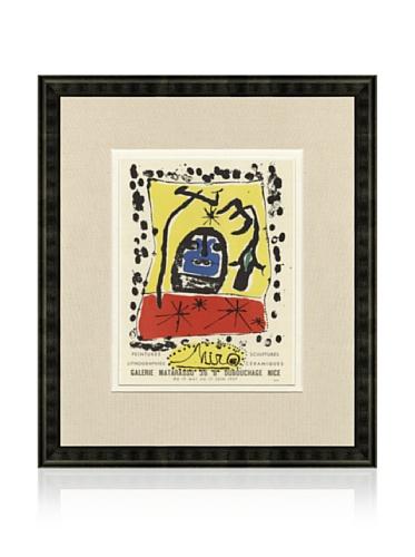 Joan Miro Galerie Montarasso, 1959, 16
