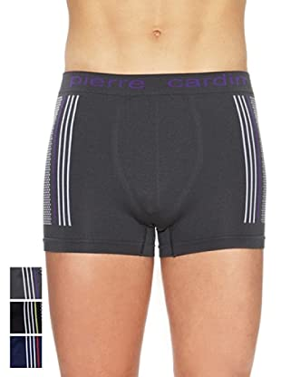 Pierre Cardin Pack x 3 Boxers (Surtido)