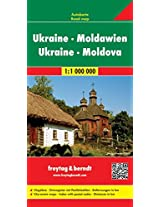 Ukraine-Moldava: FB.370 (Road Maps)