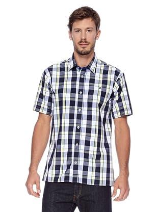 Redgreen Camisa Neal (Azul Marino / Blanco)