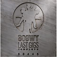 """LAST GIGS"" COMPLETE Disc 1"
