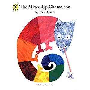 The Mixed-up Chameleon (Picture Puffins)