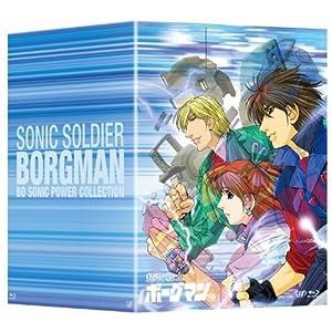 超音戦士ボーグマン LOVERS RAINの画像