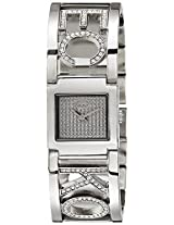 Marc Ecko Analog Silver Dial Women's Watch - E14507L1