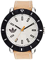 Adidas Amsterdam Analog White Dial Unisex Watch - ADH2999