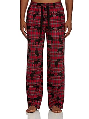 Hatley  Pantalón Amiclas (Rojo / Azul)