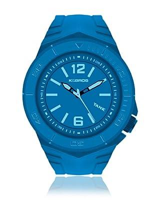 K&BROS Reloj 9566 (Azul)