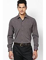 Checks Grey Formal Shirt Copperline
