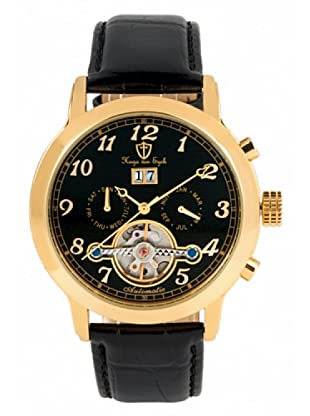 Hugo Von Eyck Reloj Zepheus HE109-222_Negro